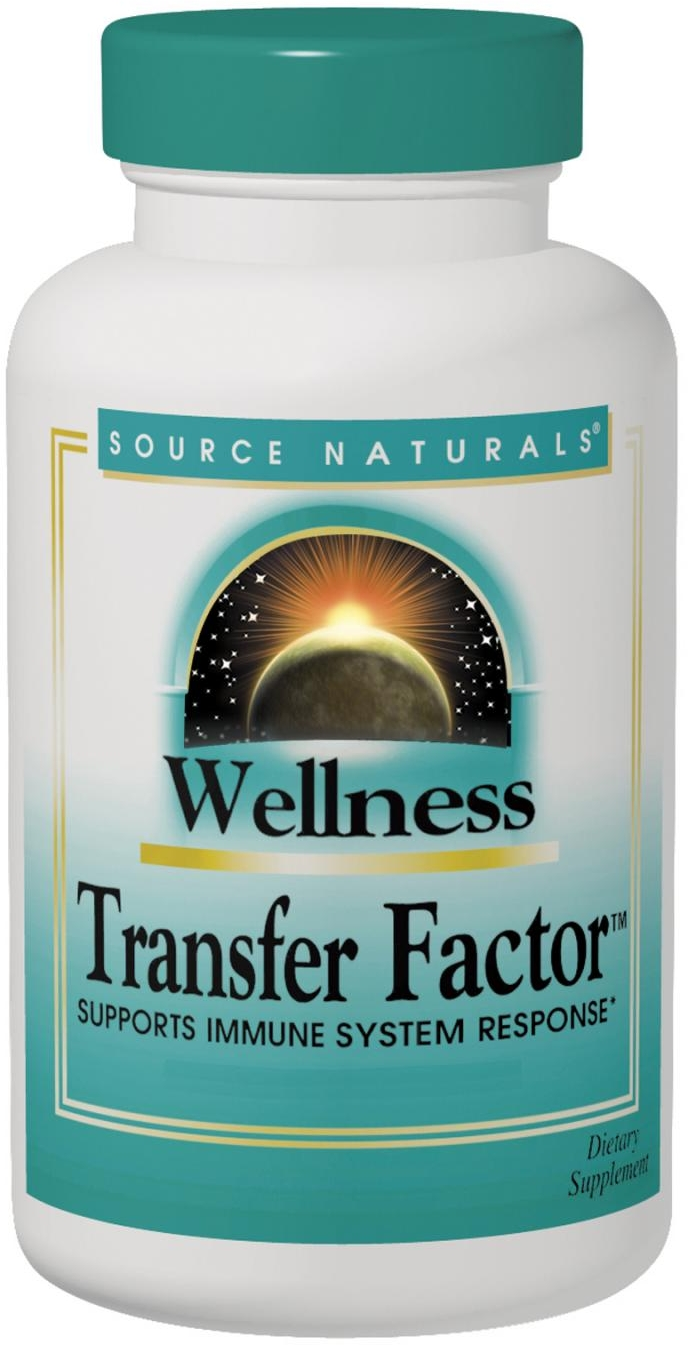 Wellness Transfer Factor 60 caps by Source Naturals