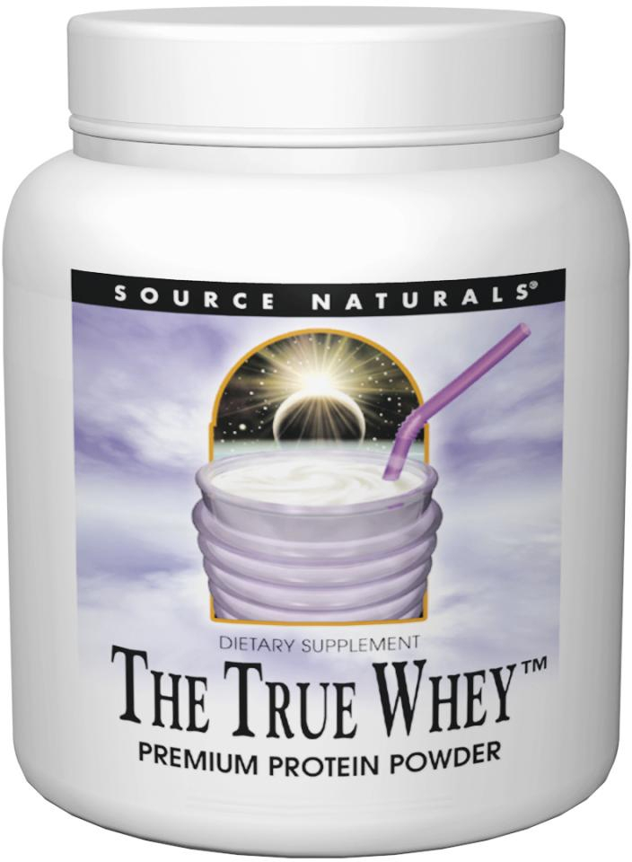 True Whey 16 oz by Source Naturals