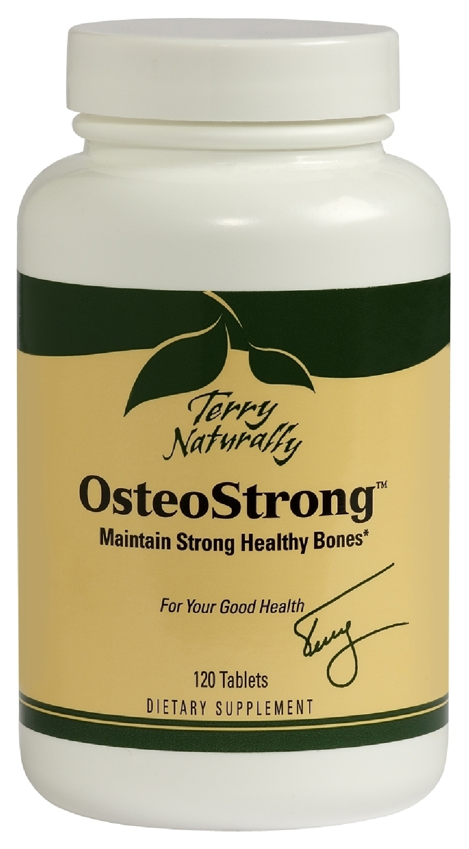 Terry Naturally OsteoStrong 120 tabs by EuroPharma