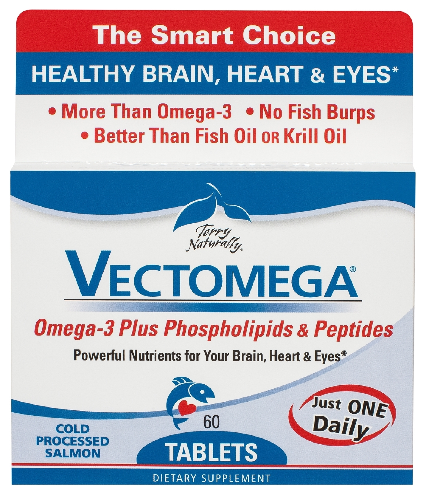 Terry Naturally Vectomega 60 tabs by EuroPharma