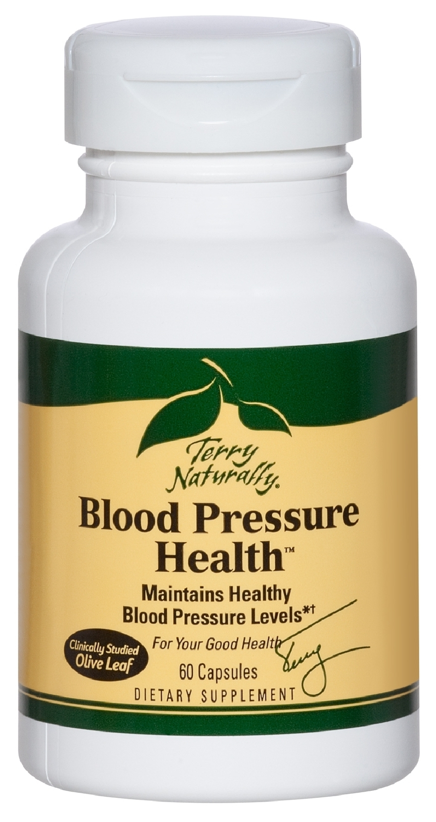 Terry Naturally Blood Pressure Health 60 caps by EuroPharma