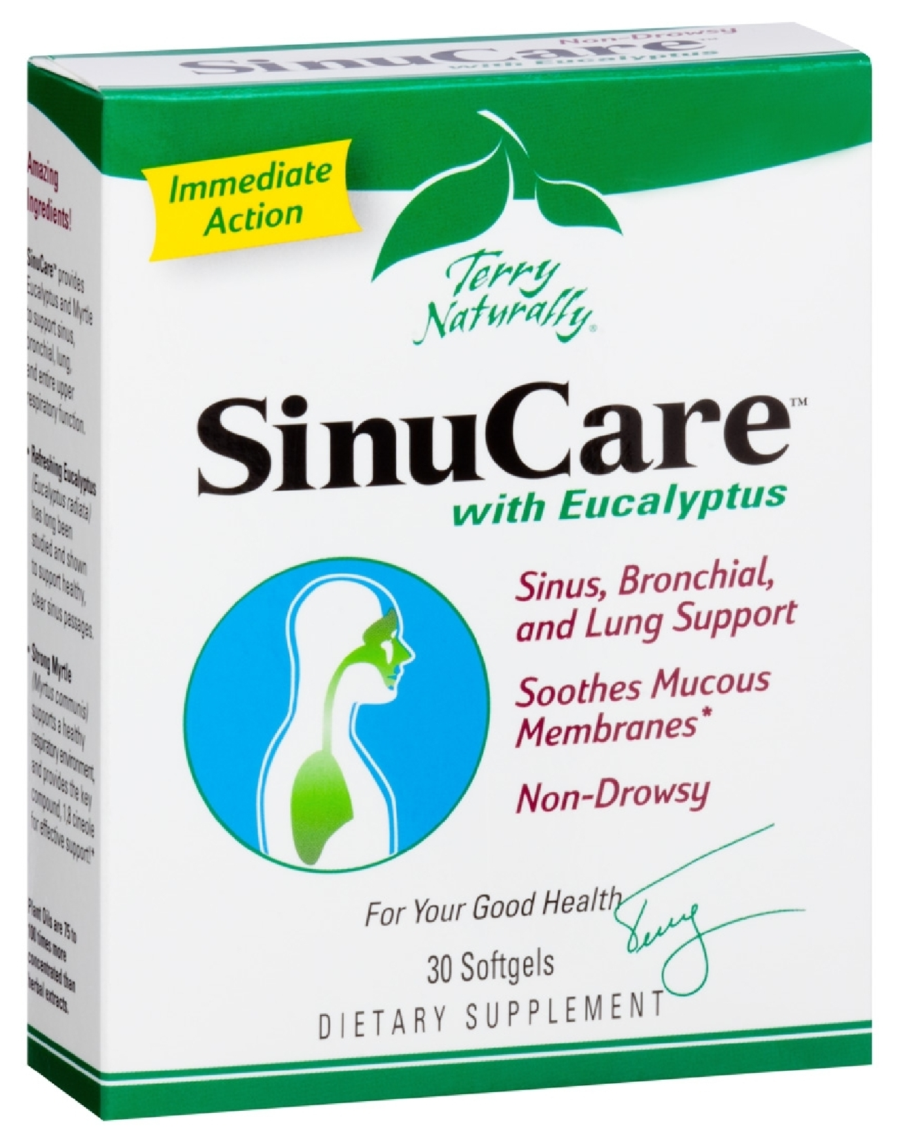 Terry Naturally SinuCare 30 sgels by EuroPharma