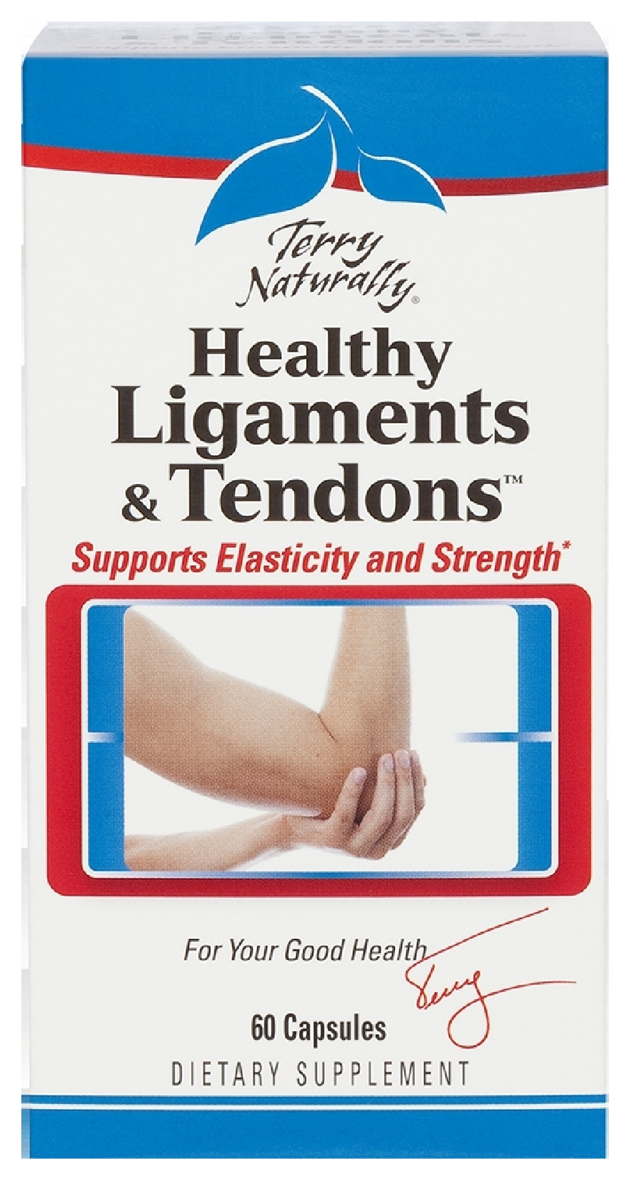 Terry Naturally Healthy Ligaments & Tendons 60 caps by EuroPharma